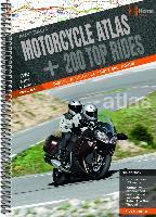 Cover-Bild zu Australia Motorcycle Atlas + 200 Top Rides