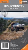 Cover-Bild zu High Country Victoria. 1:200'000