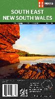 Cover-Bild zu South East New South Wales 1 : 385 000
