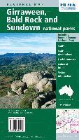 Cover-Bild zu Girraween Bald Rock Sundown National Park
