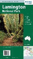 Cover-Bild zu Lamington National Park. 1:25'000