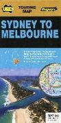 Cover-Bild zu Sydney to Melbourne 1 : 1 175 000