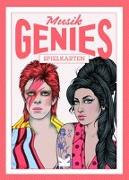 Cover-Bild zu Musik-Genies von Lee, Rick (Illustr.)