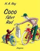 Cover-Bild zu Rey, H.A.: Coco fährt Rad