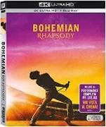 Cover-Bild zu Singer,Bryan (Reg.): BOHEMIAN RHAPSODY (4K + BD)