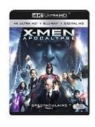 Cover-Bild zu Bryan Singer (Reg.): X-Men : Apocalypse - 4K + 2D