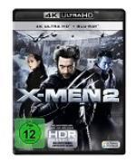 Cover-Bild zu Bryan Singer (Reg.): X-Men 2 4K+2D