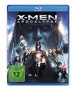 Cover-Bild zu Bryan Singer (Reg.): X-Men : Apocalypse