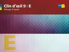 Cover-Bild zu Clin d'oil 9. Niveau E. filRouge - Kommentar für Lehrpersonen von Autorinnen- und Autorenteam