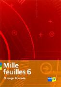 Cover-Bild zu Mille feuilles 6. fil rouge von Autorinnen- und Autorenteam