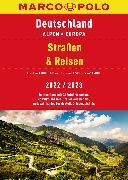 Cover-Bild zu MARCO POLO Straßen & Reisen 2022/2023 1:300.000