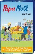 Cover-Bild zu Papa Moll zieht um MC von Lendenmann, Jürg