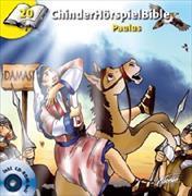 Cover-Bild zu Chinderhörspielbible 20. Paulus