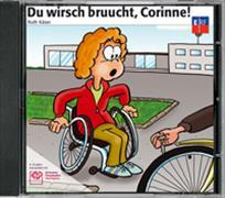 Cover-Bild zu Du wirsch bruucht, Corinne!, CD