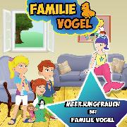 Cover-Bild zu Vogel, Familie: Meerjungfrauen bei Familie Vogel (Audio Download)