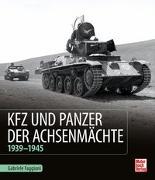 Cover-Bild zu Kfz und Panzer der Achsenmächte von Faggioni, Gabriele