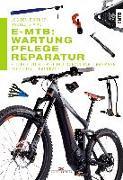 Cover-Bild zu E-MTB: Wartung, Pflege & Reparatur von Donner, Jochen