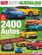 Cover-Bild zu Auto-Katalog 2021
