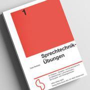 Cover-Bild zu Sprechtechnik-Übungen von Rellstab, Felix