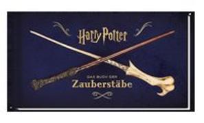 Cover-Bild zu Harry Potter: Das Buch der Zauberstäbe von Peterson, Monique