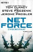 Cover-Bild zu Preisler, Jerome: Net Force. Cyberstaat (eBook)