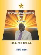 Cover-Bild zu Mothiba, Job: Que Votre Lumière Luise Devant Les Hommes (eBook)