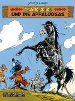 Cover-Bild zu Derib, Claude: Yakari und die Appaloosas