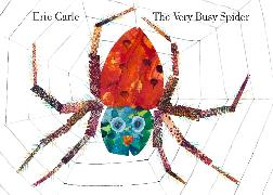 Cover-Bild zu Carle, Eric: The Very Busy Spider