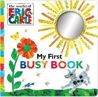 Cover-Bild zu Carle, Eric: My First Busy Book