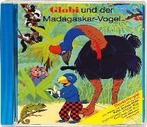 Cover-Bild zu Globi und der Madagaskar-Vogel Bd. 63 CD von Müller, Walter Andreas (Gelesen)