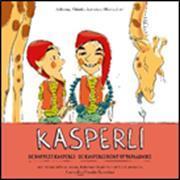 Cover-Bild zu Kasperli - De Doppelt Kasperli / Kasperli reist uf Tansadonie von Hartmann, Nik