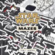 Cover-Bild zu Star Wars Mazes von C. Jackson, Sean