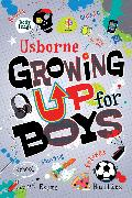 Cover-Bild zu Frith, Alex: Growing Up for Boys (eBook)