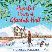 Cover-Bild zu Hopeful Hearts at Glendale Hall (Audio Download)
