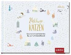 Cover-Bild zu 24 kluge Katzen von Groh Redaktionsteam (Hrsg.)