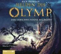 Cover-Bild zu Helden des Olymp - Der verschwundene Halbgott von Riordan, Rick
