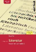 Cover-Bild zu Frey, Pascal: Literatur - inkl. E-Book