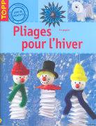 Cover-Bild zu Pliages pour l'hiver