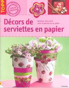Cover-Bild zu Décors de serviettes en papier