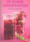 Cover-Bild zu De bonne conservation
