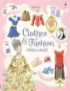 Cover-Bild zu Brocklehurst, Ruth: Clothes and Fashion Picture Book [Library Edition]