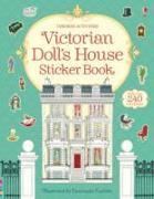 Cover-Bild zu Brocklehurst, Ruth: Victorian Doll's House Sticker Book