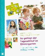 Cover-Bild zu Bostelmann, Antje: So gelingt der Tagesablauf im Kindergarten (eBook)