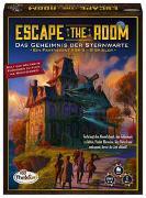 Cover-Bild zu ThinkFun - 76313 - Escape the Room: Das Geheimnis der Sternwarte. Löst die Rätsel und enkommt der Sternwarte! Ein perfektes Escape-Spiel für Einsteiger!