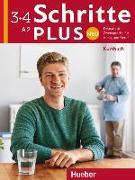 Cover-Bild zu Schritte plus Neu 3+4. Deutsch als Zweitsprache für Alltag und Beruf. Kursbuch von Hilpert, Silke