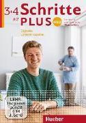 Cover-Bild zu Schritte plus Neu 3+4. Deutsch als Zweitsprache. Digitales Unterrichtspaket von Niebisch, Daniela
