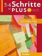 Cover-Bild zu Schritte plus Neu 3+4. Deutsch als Zweitsprache. Intensivtrainer mit Audio-CD von Niebisch, Daniela