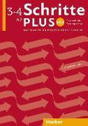 Cover-Bild zu Schritte plus Neu 3+4. Deutsch als Zweitsprache. Materialien für berufsbildende Schulen - Kopiervorlagen von Koch, Elke