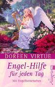 Cover-Bild zu Engel-Hilfe für jeden Tag von Virtue, Doreen
