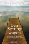 Cover-Bild zu Den Sprung wagen von Chödrön, Pema